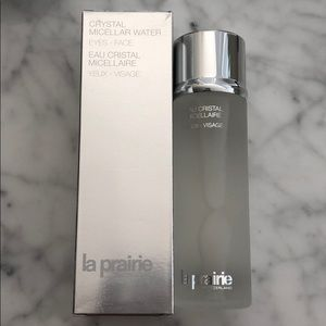 NEW La Prairie Crystal Micellar Water 150 ml
